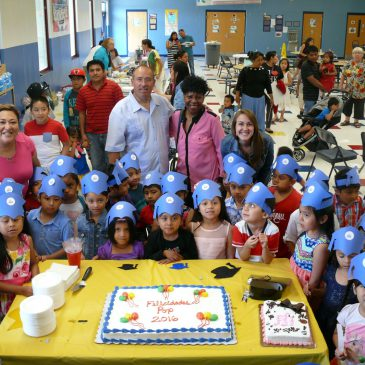 POP, SPARK programs celebrate preschool graduation