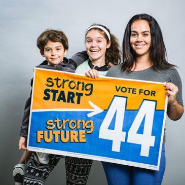 Santa Maria Community Services endorses Issue 44