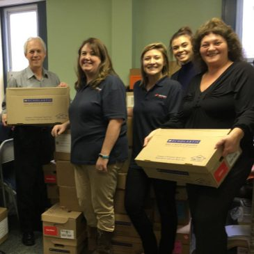 Santa Maria receives $15,000 in book donations