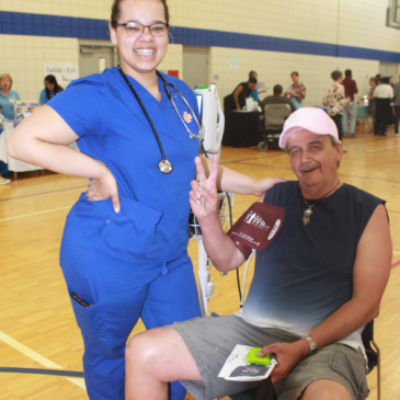 Santa Maria hosts annual Spring Health Fair
