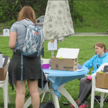 Seton student raises money for Santa Maria's International Welcome Center
