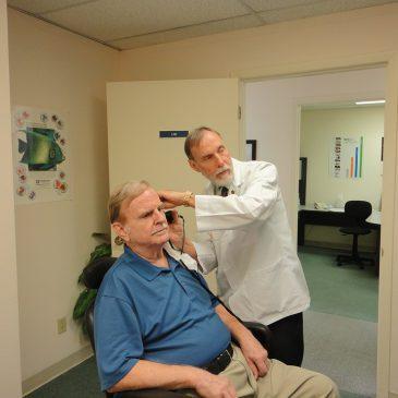 Santa Maria receives Bahmann Foundation grant to provide free hearing aids