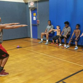 Coaches needed for youth sports league