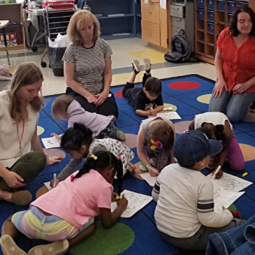 'Let's Talk' blends speech pathology with storytime fun