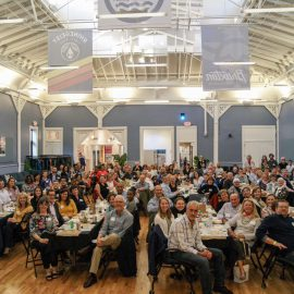 Santa Maria sells out at second annual The Sharing Table fundraiser