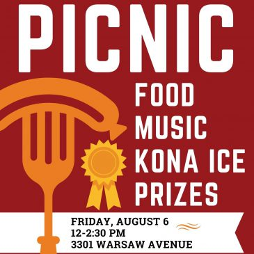 Santa Maria Community Services Presents a Picnic for Prevention on August 6, 2021